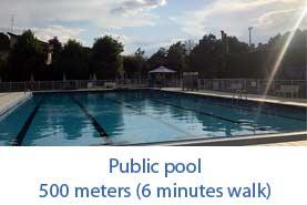 Public pool Verucchio