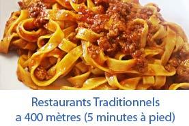 Restaurants Traditionnels