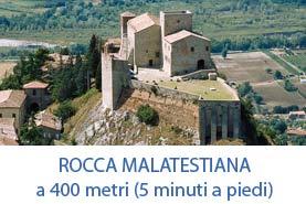 Rocca Malatestiana o del Sasso - Verucchio